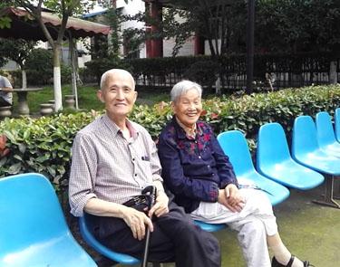 四川太阳城娱乐平台养老服务公司老人生活状态